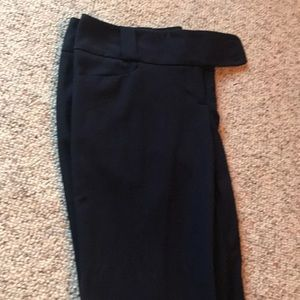 Navy limited dress pants